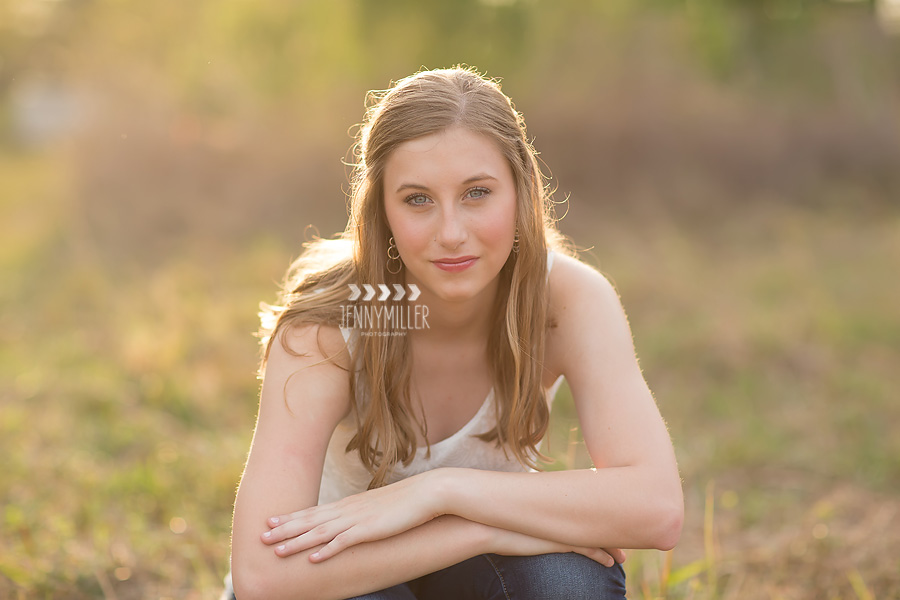 the woodlands senior photographer