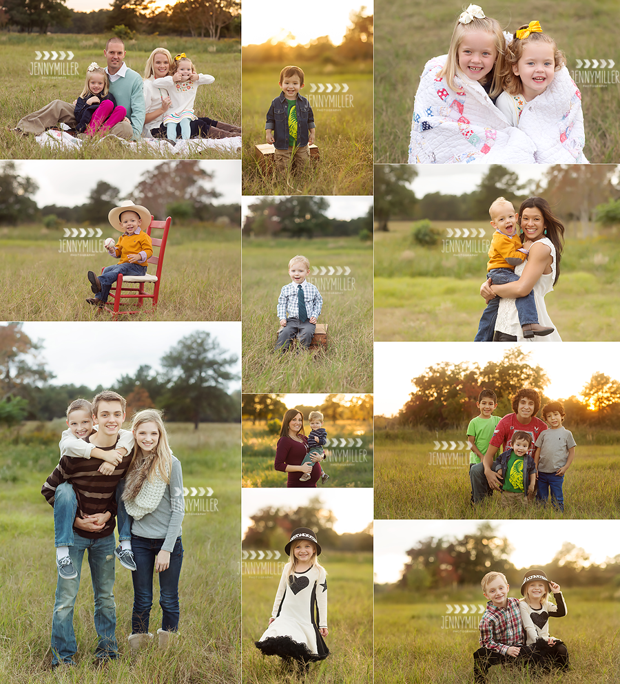 Christmas Mini Sessions The Woodlands
