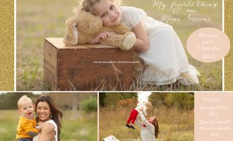 mommy and me mini session the woodlands